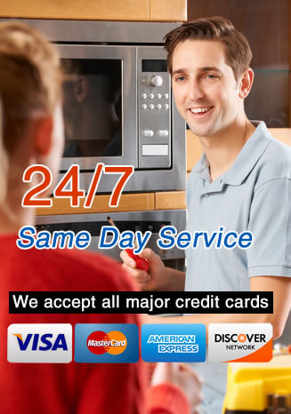24/7 Ove Repair Services